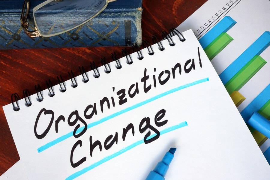 Change is hard. Agile change is harder?
